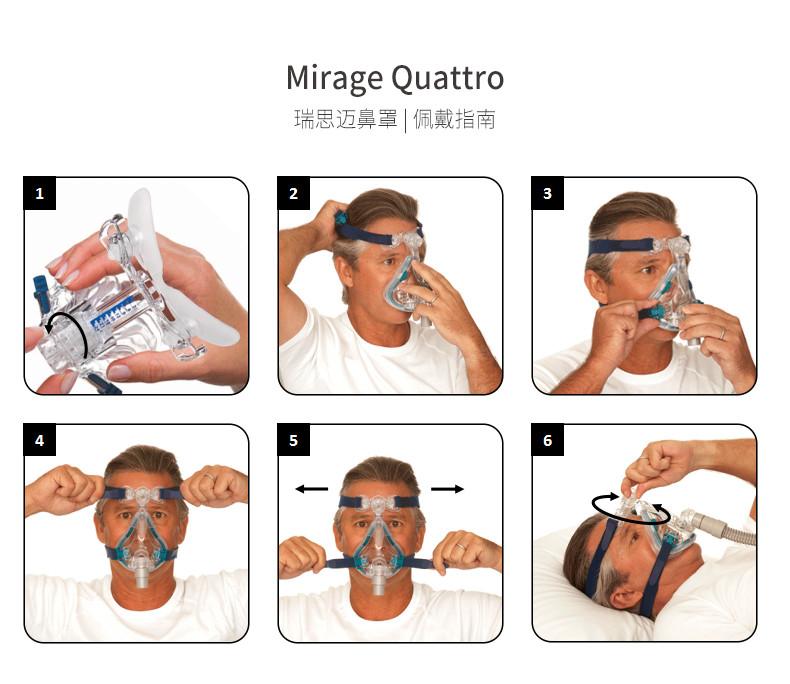 Mirage Quattro3