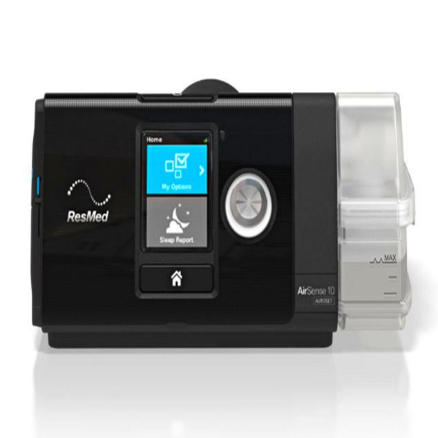 瑞思迈AirCurve™ 10 VAUTO双水平全自动呼吸机