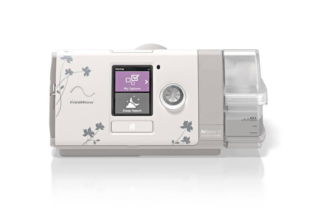 瑞思迈S10单水平呼吸机AirSense 10 AutoSet fot Her Plus